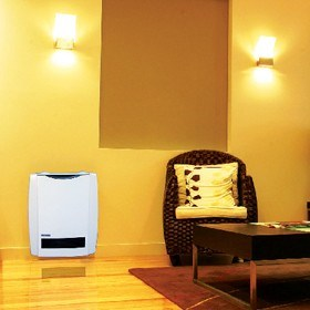 Pureheat Odyssey Eco: the apartment heater