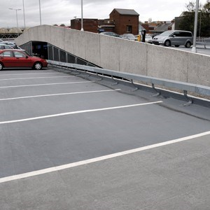Sika - Car Park Deck Waterproofing Solutions for new build and refurbishment of parking structures