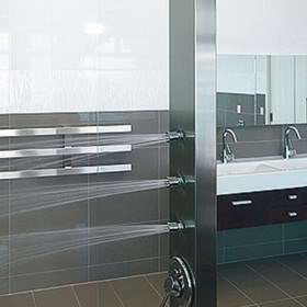 Stainless steel design at its best