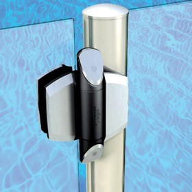 Innovative Glass Gate Hinges