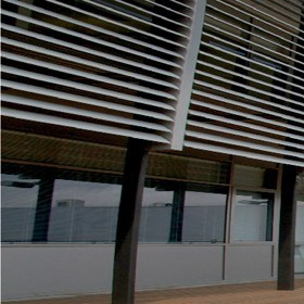 Vollay™ aluminium louvres – ask for them by name!
