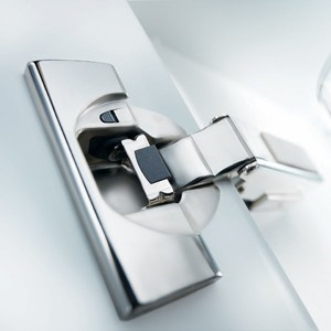 Proven Function and Perfect Design with Blum's Concealed Hinge System