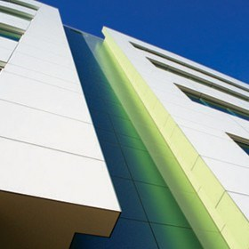 Vitrabond aluminium panels for colour, cost and creativity