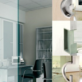 'Sly' - new sliding flush pull range from Didheya of Spain