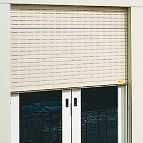 Blockout roller shutters - the best protection against bushfires