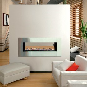 New Horizon lowline gas fire range from Kemlan