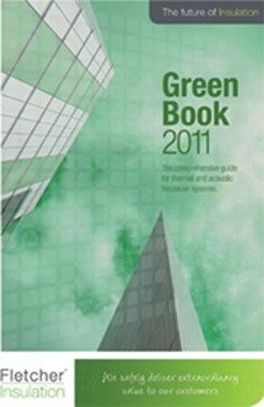 THE GREEN BOOK - Energy Efficient & Acoustic Building Solutions Guide