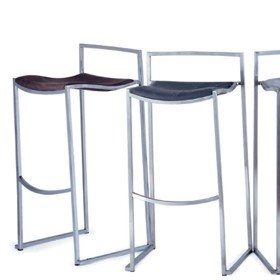 Finally a Stackable Barstool