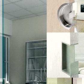 'Sly' – new sliding flush pull range from Didheya of Spain