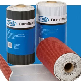 Duraflash lead-free flashing keeps roof water safe
