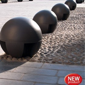 Eye-catching urban furniture