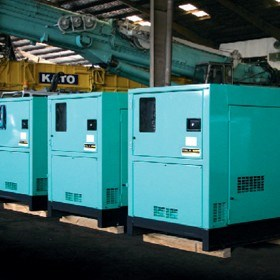 Nippon Power generators/welders