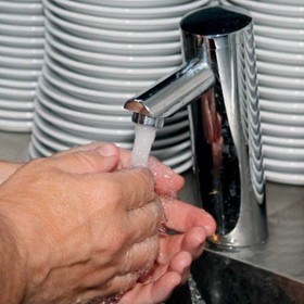 Tap into improved hygiene and water and energy efficiency