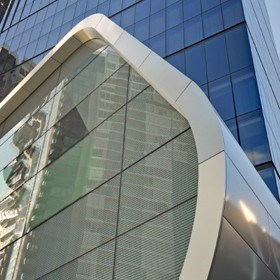 ALUCOBOND's NaturAL reflective beauty