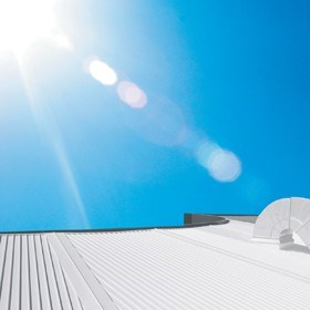 Dulux Cool Roofs ... a simple and effective way to cool your world and save money
