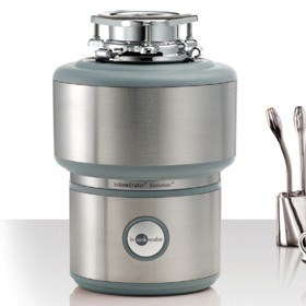 New Evolution food waste disposer from InSinkErator