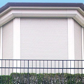 Blockout Roller Shutters - the shutter detail specialists