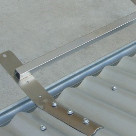 Roof anchors - it's all about staying on top