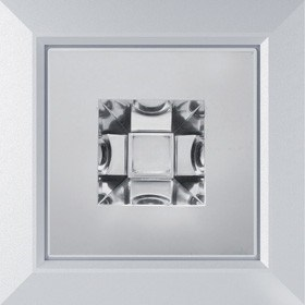 The Award Winning Brightgreen Cube D900: Square Beam Downlight