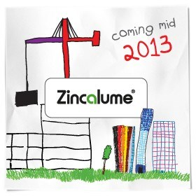Next gen ZINCALUME® steel for the next gen architect