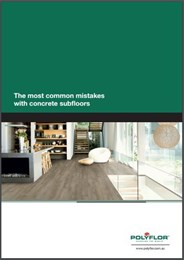 The Most Common Mistakes with Concrete Subfloors
