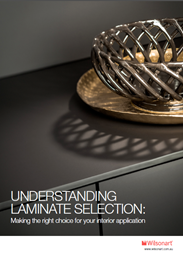 Understanding laminate selection: Making the right choice for your interior application