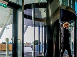 How automatic doors are saving space for businesses