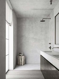Concrete inspirations for the home
