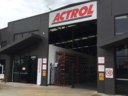 ATDC's retractable barriers secure Reece Group's showrooms and warehouses