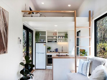 Single dwelling new rise of Tiny House Designer Eco Tiny Homes