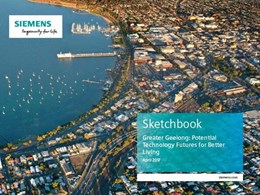 Geelong's future outlined in new Siemens Sketchbook