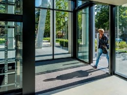 Revolving doors or sliding doors?