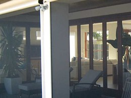 Freedom SmartScreen balcony screen solutions