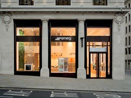 Smeg warms up to London with new flagship store in St James' Market