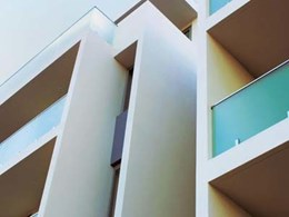 AFS Rediwall saves time and ensures quality at boutique apartment project
