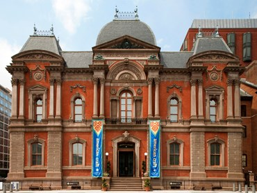 First built in 1859, the Smithsonian American Art Museum's Renwick Gallery was designed by architect James Renwick Jr., and situated across the White House in Washington.    Images: Supplied