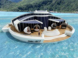 Floating house architecture: 5 incredible floating homes