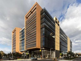 FJMT-designed building opens in Sydney tech hub