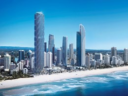 DBI-designed tower set to become Queensland's tallest residential build