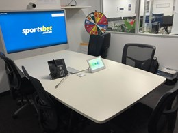 Ensuring quality video conferencing for Sportsbet offices