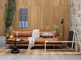 Spotted Gum adds new colour to Glosswood's Designer Lining boards range