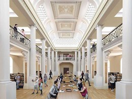 State Library of Victoria to open on 5 Dec after $88m renovation