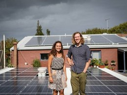 Community solar project at student housing is an Australian first