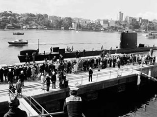 How a former torpedo factory became a Sydney Harbour hot spot