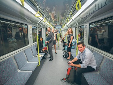 Gladys Berejiklian and Sydney Metro have cut dangerous corners when it comes to emergency evacuation plans, writes John Maconochie. Image: Sydney Metro