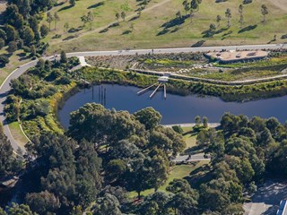 Sydney Park picks up two 2018 Good Design Awards
