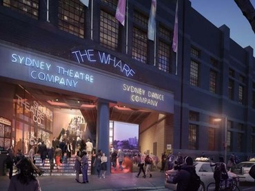 The Sydney Theatre Company renewal project by Hassell