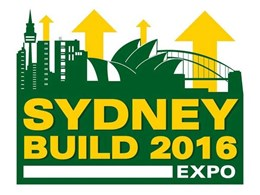 Sydney Build 2016 adresses the impact of technology on the future of the construction industry