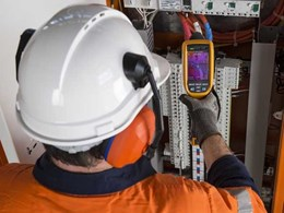 Kennards Hire Test & Measure adds new Fluke thermal imaging camera to equipment hire range