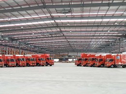 Wallandra's clear span warehouse design maximising usable space